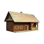 Walachia tanyasi ház - Építőjáték