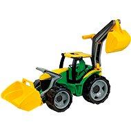 Lena traktor vödör és ásó - Játékautó