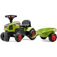 Class traktor utánfutóval - Lábbal hajtható járgány