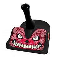 Zipfy Carving bob Ghostrider - piros - Bob szánkó