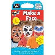 GALT arcfesték - Kreatív szett