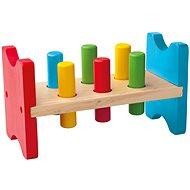 Készségfejlesztő játék Fakalapács - Didaktická hračka
