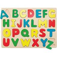 Woody Táblás Puzzle - Ábécé - Puzzle