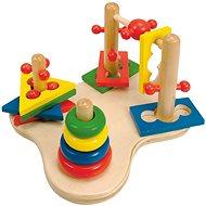 Készségfejlesztő játék Woody Motorika 3D - Didaktická hračka