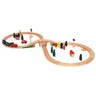 Woody 8-as alakú vonatszett - Kisvasút