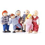 Woody játékbabák babaházhoz