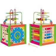 Woody Oktató Kocka - Készségfejlesztő játék