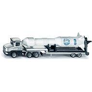 Siku Blister - Rakétaszállító kamion - Fémmodell
