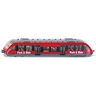 Siku Blister - helyi érdekű vasút - Vonat