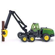 Siku Blister - John Deere Erdészeti gép - Fémmodell
