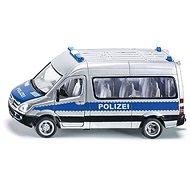 Siku Super - Rendőrségi Mercedes furgon - Autó