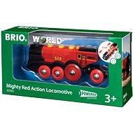 Brio World 33592 Egy hatalmas piros akció mozdony - Vonat