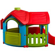 Triangle Kerti ház - Játékház