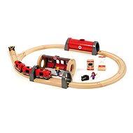 Brio World 33513 játékvonat készlet metróval és állvánnyal - Vasútmodell kiegészítő