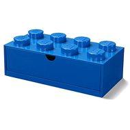 LEGO asztali doboz 8 fiókkal - Tárolódoboz