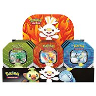 Pokémon TCG: Galar Partners Tin - Kártyajáték