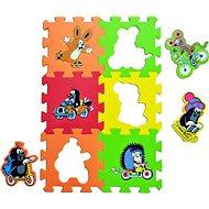 Kisvakond habszivacs puzzle - Habszivacs puzzle