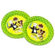 Kisvakond Tálcák - Játék edények