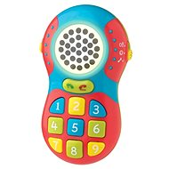 Playgro játéktelefon gyermekeknek - Babajáték