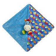 Playgro simogatható kék játék szamár - Babajáték