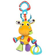 Playgro függő zsiráf kiegészítőkkel - Lógó játék