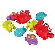 Playgro állatok a fürdőkádban - Vizijáték