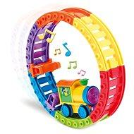 Toomies kör alakú pálya, összecsukható - Babajáték