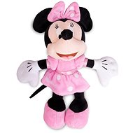 Disney - Minnie rózsaszín ruhában - Plüssjáték