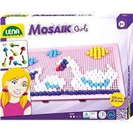 Mosaic nagy lányoknak - Kreatív szett