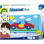 Mozaik kirakó fiúknak - Kreatív szett