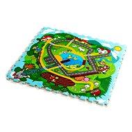 Teddies puzzle - Város - Puzzle