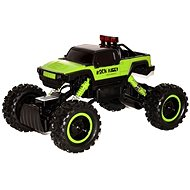 Wiky Rock Buggy - Green monster truck - RC modell