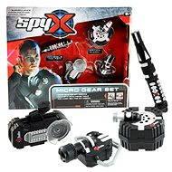 Az Epline SpyX egy kis kémkészlet - Játékszett