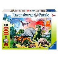 Ravensburger 109579 Dinoszauruszok között - Puzzle