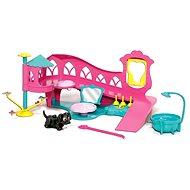 Eplin Pet Parade kisállat ház - Játékszett