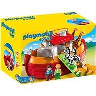 Playmobil (1.2.3) 6765 Az én hordozható Noé bárkám - Építőjáték
