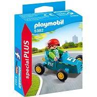 Playmobil 5382 A száguldó ötös - Építőjáték