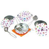 Bino zománcozott edénykészlet - Játék edények