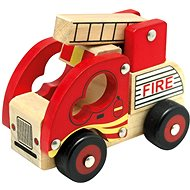 Bino fa tűzoltóautó - Játékautó