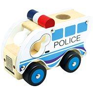 Bino fa rendőrautó - Játékautó