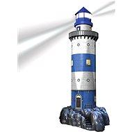 Ravensburger 3D 125777 Világítótorony (Éjszaka) - Puzzle
