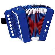 Zenélő játék Bino harmonika