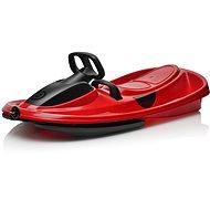 Vezérelhető piros bob Stratos - Bob szánkó