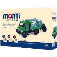Monti system 30 - Bundeswehr Mercedes Unimog  1:48 méret