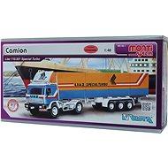 Monti system 81 - Liaz Special Turbo kamion, 1:48 méretarány - Építőjáték