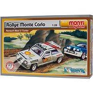 Monti system 23 - Rallye Monte Carlo 1:28 arány - Építőjáték
