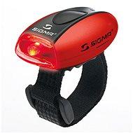Sigma Micro piros / hátsó lámpa LED - piros - Kerékpár lámpa