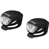 Force Double Elemes első + hátsó lámpa - Kerékpár lámpa