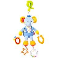 Nuk Pool party - elefánt, fellógatható - Gyermekjáték