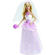 Mattel Barbie - menyasszony - Baba